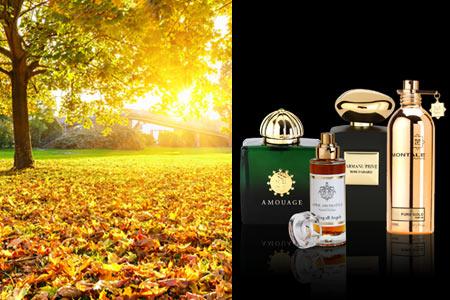 Őszi Niche parfümök