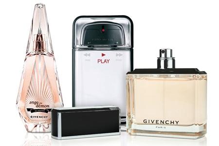 Givenchy parfümök