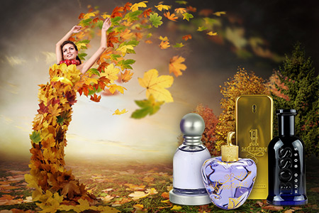 őszi illat időszak