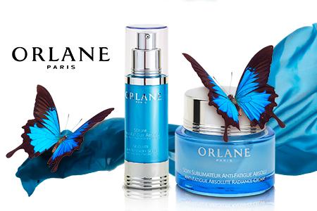 Orlane luxus kozmetika