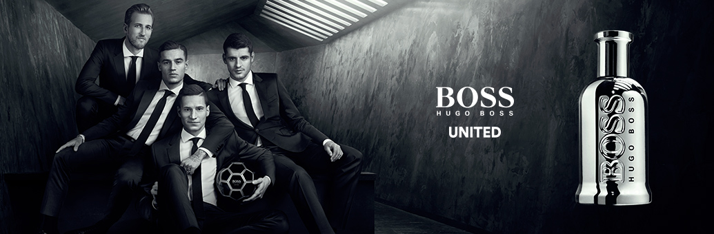 Hugo Boss Boss Bottled United - players