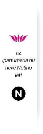 iparfumeria.hu neve mostantól Notino