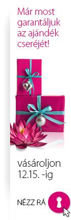Karácsonyi vásárlás az iparfumeria.hu oldalon gondok nélkül