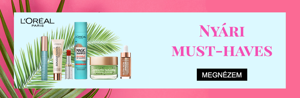 Loreal Paris Summer Must Haves