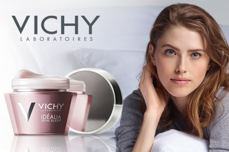 Vichy Idéalia Skin Sleep – számomra az év felfedezése!