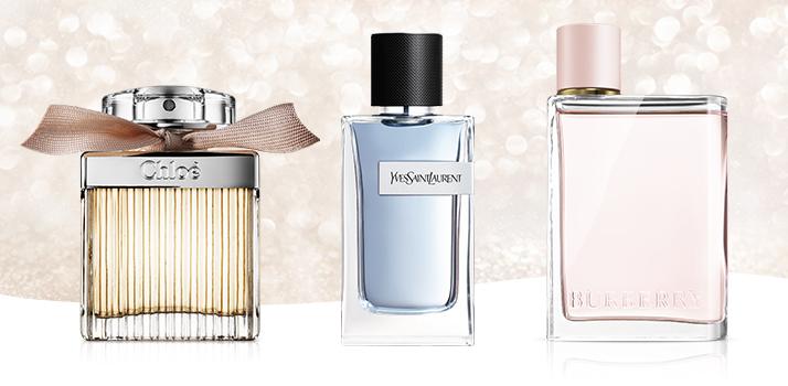 parfümök ajándékba