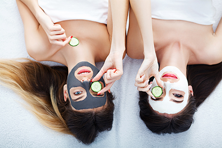 DAILY ROUTINE: Az arcbőr méregtelenítése és mélytisztítása