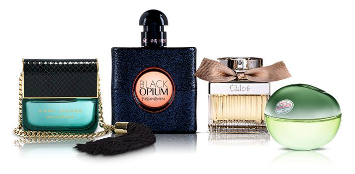 Legjobb női parfümök