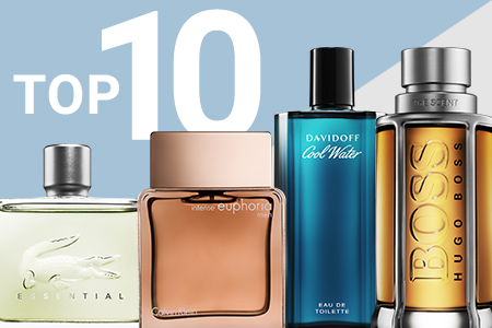 Top 10 - legjobb férfi parfüm