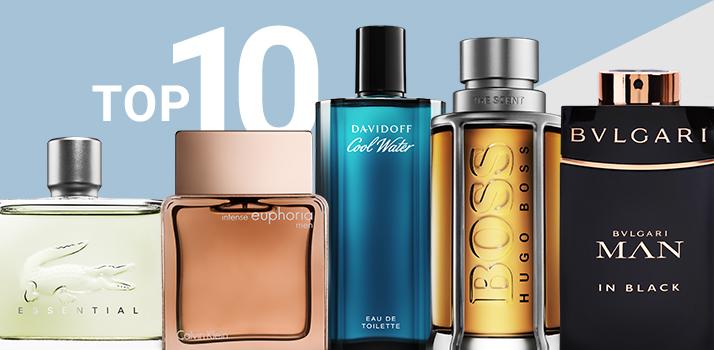 top 10 férfi parfüm