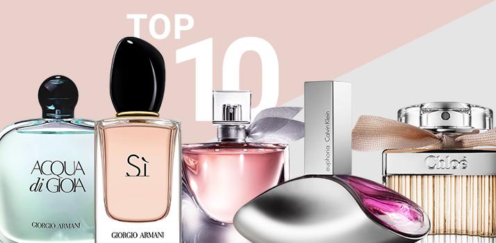 női illatok
