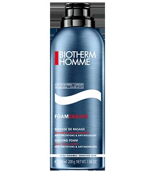 BIOTHERM Homme borotválkozási hab az érzékeny arcbőrre