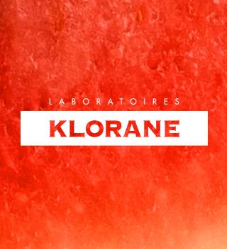 -20 % a Klorane