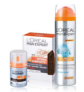 L'Oréal Paris férfiaknak