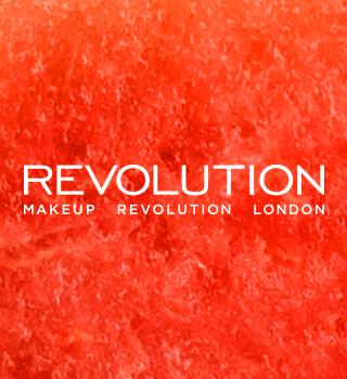 -20 % a Makeup Revolution