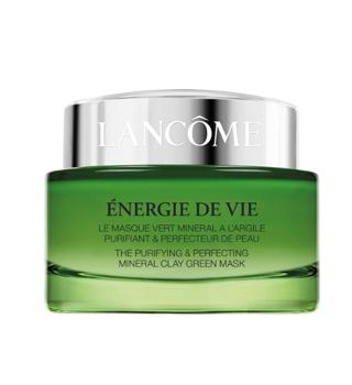 LANCÔME Énergie De Vie Green Clay tisztító maszk agyaggal